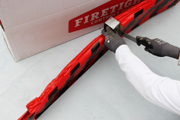 Image 9: Cut the FIRETIGHT®